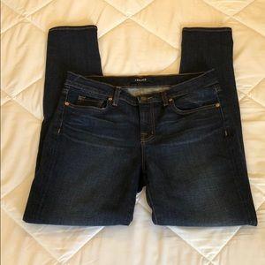 J Brand Women's League Skinny Leg Jeans Sz 30